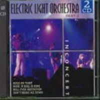 Cover Electric Light Orchestra - In Concert [2 CD]